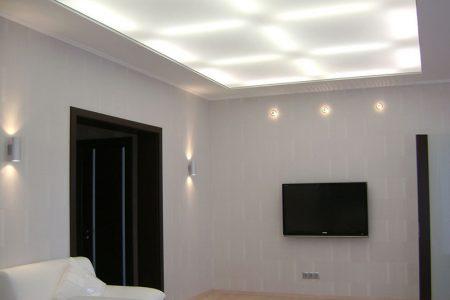 Світлопрозорі стелі